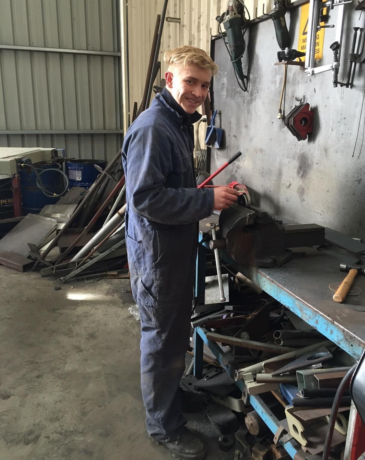 Apprentice Service Technician